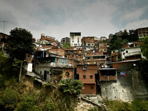 venezuela-caracas-favela